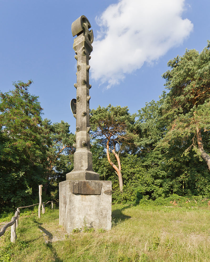 Bild Schildhorn Denkmal Berlin