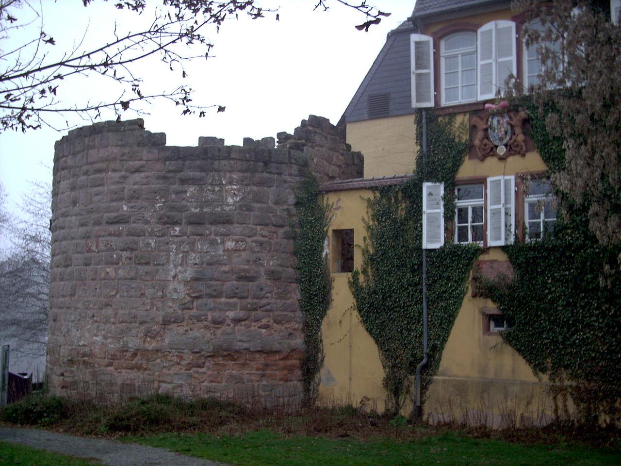 Bild Gustavsburg Jägersburg
