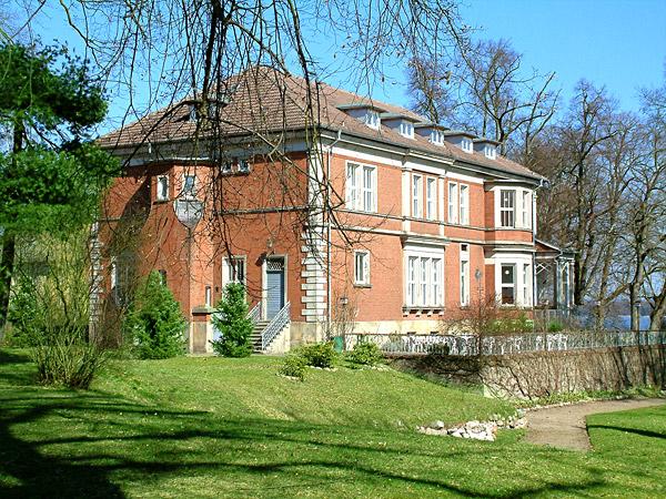 Bild Jagdschloss Prillwitz