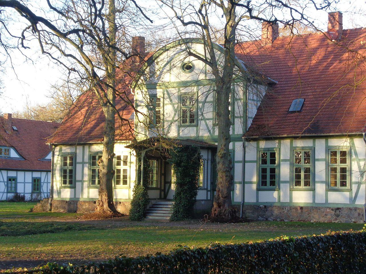 Bild Jagdschloss Friedrichsmoor