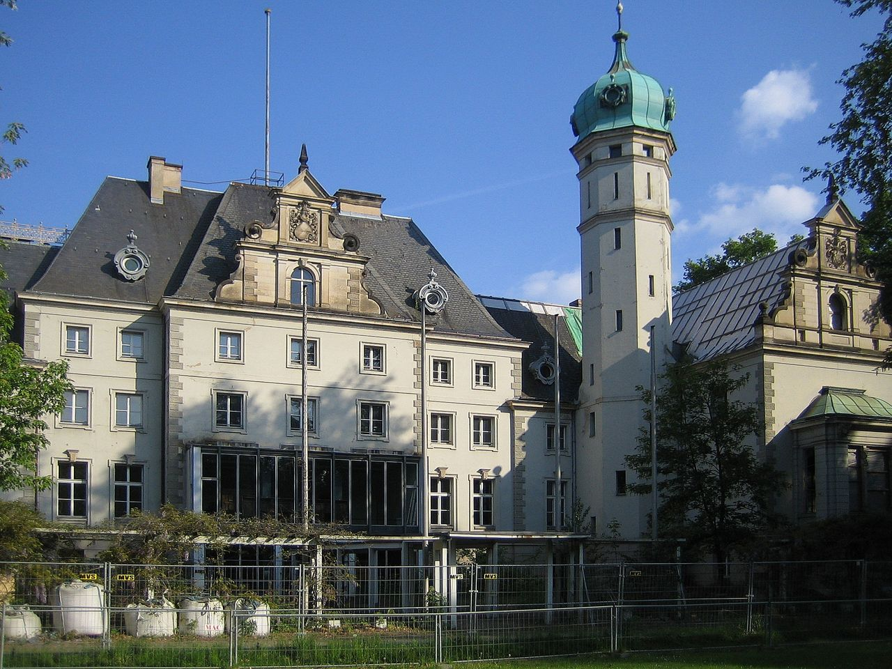 Bild Jagdschloss Glienicke Potsdam
