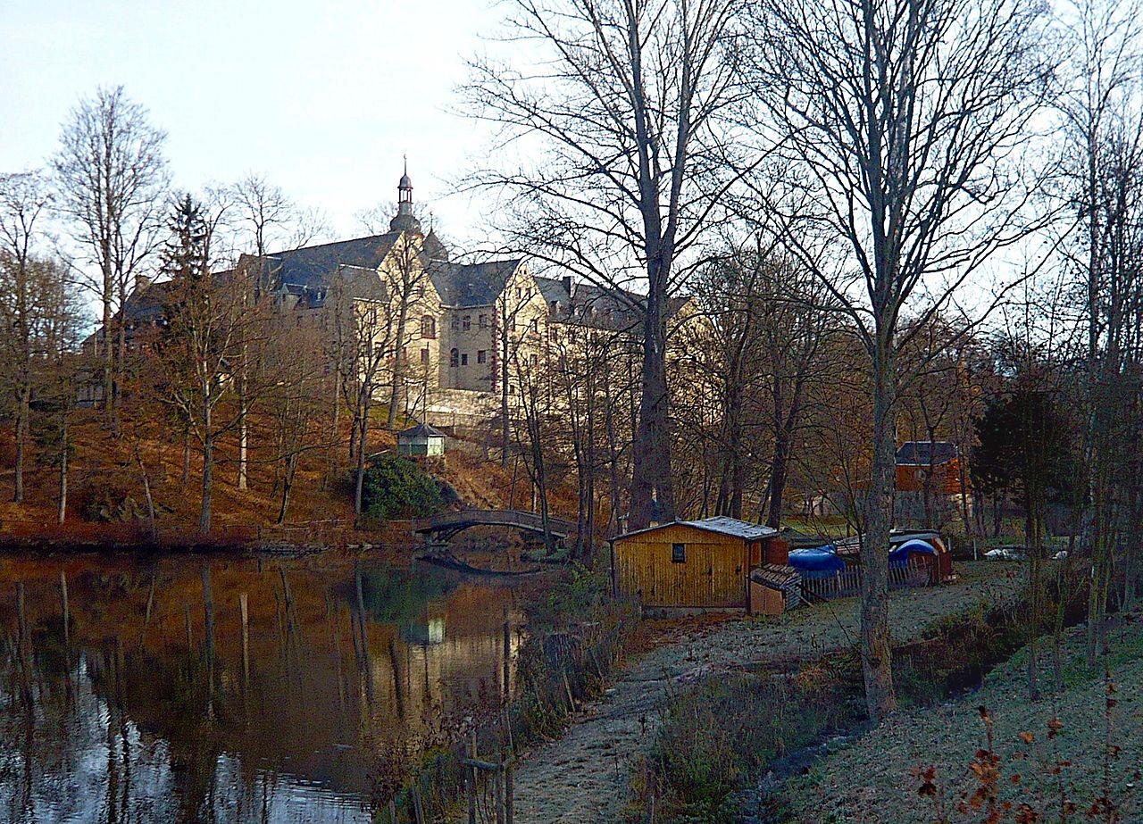 Bild Schloss Pfaffroda