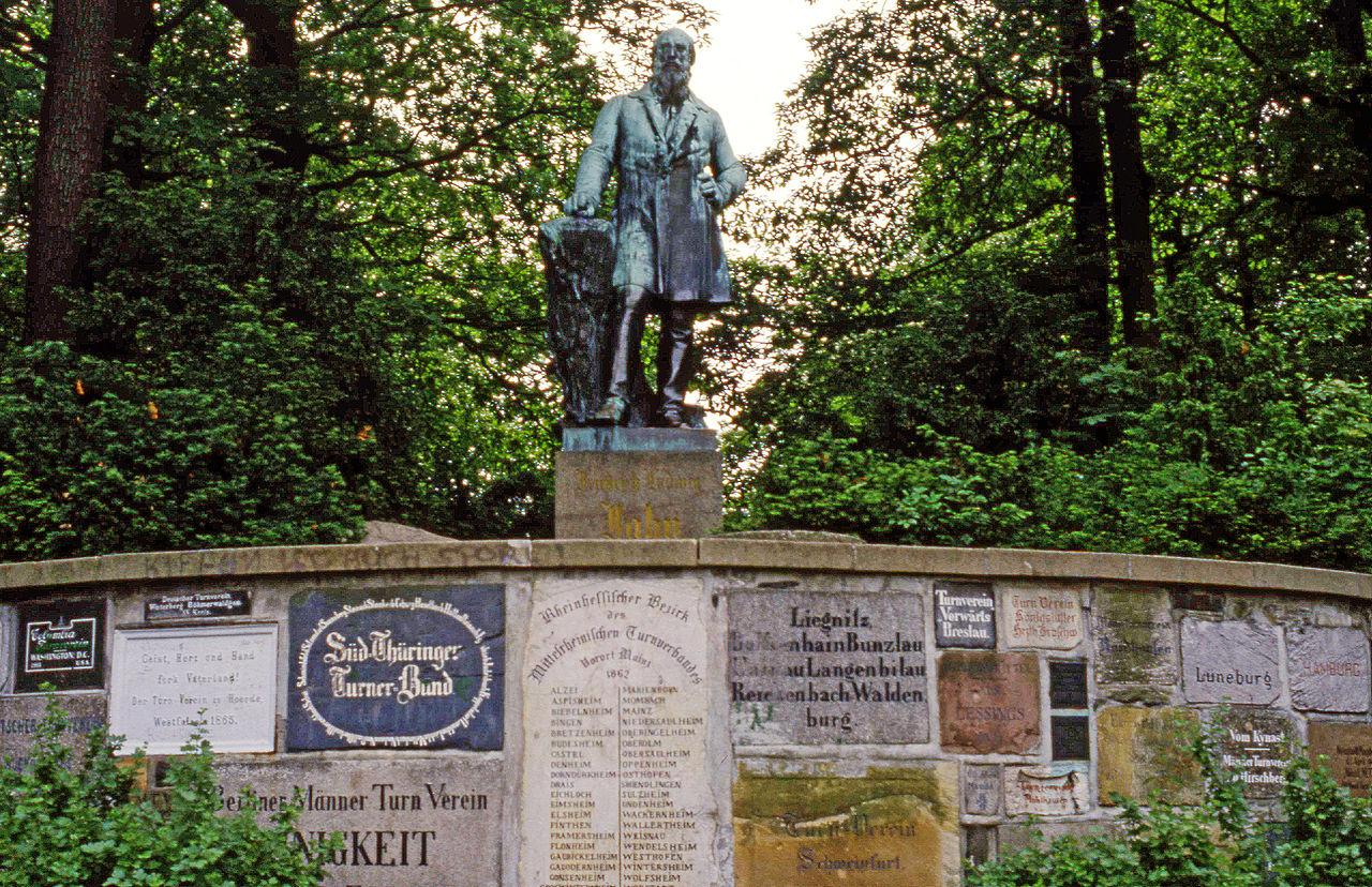 Bild Jahndenkmal Berlin