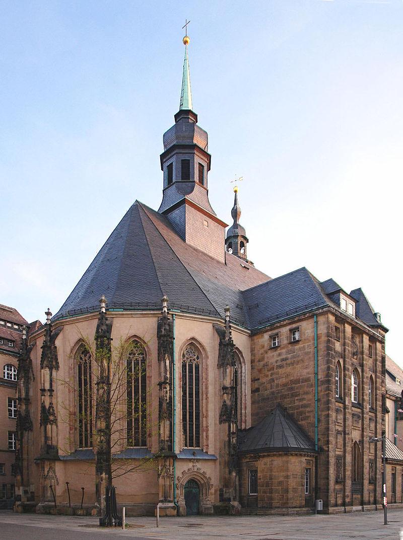 Bild Jakobikirche Chemnitz