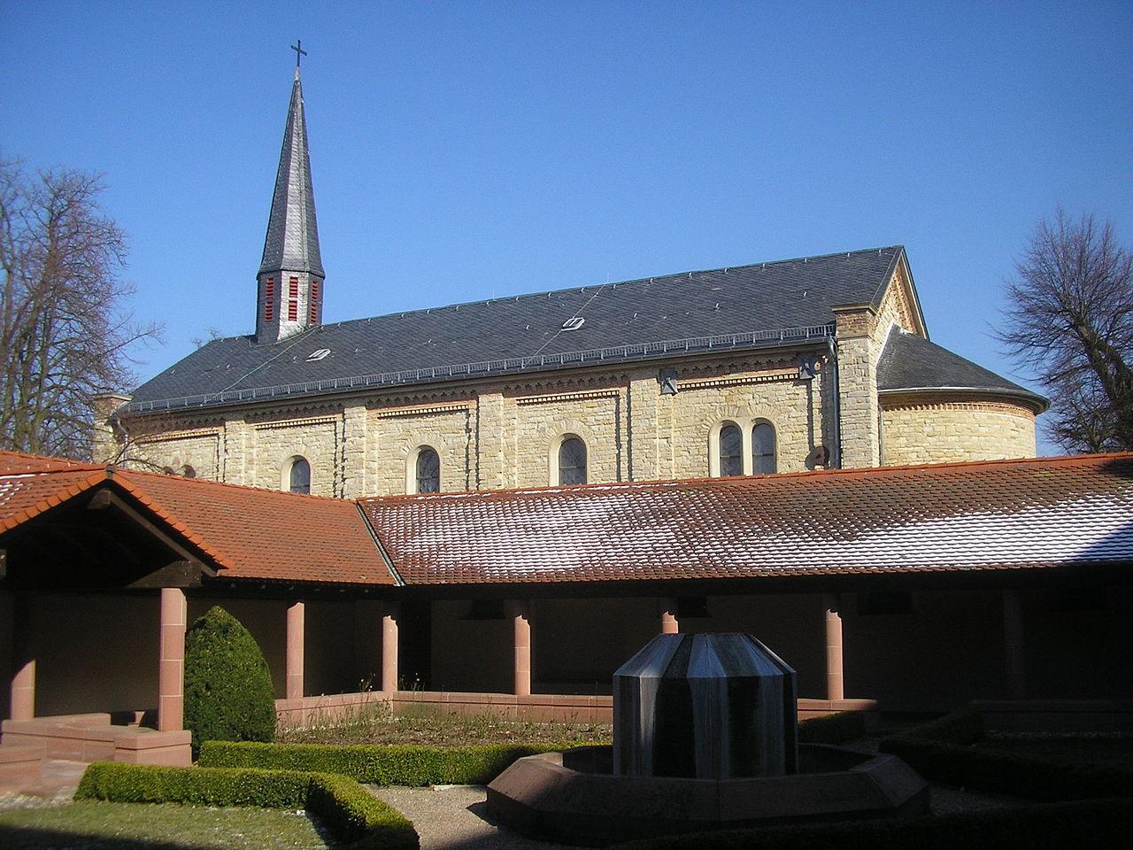 Bild Kloster Jakobsberg Ockenheim