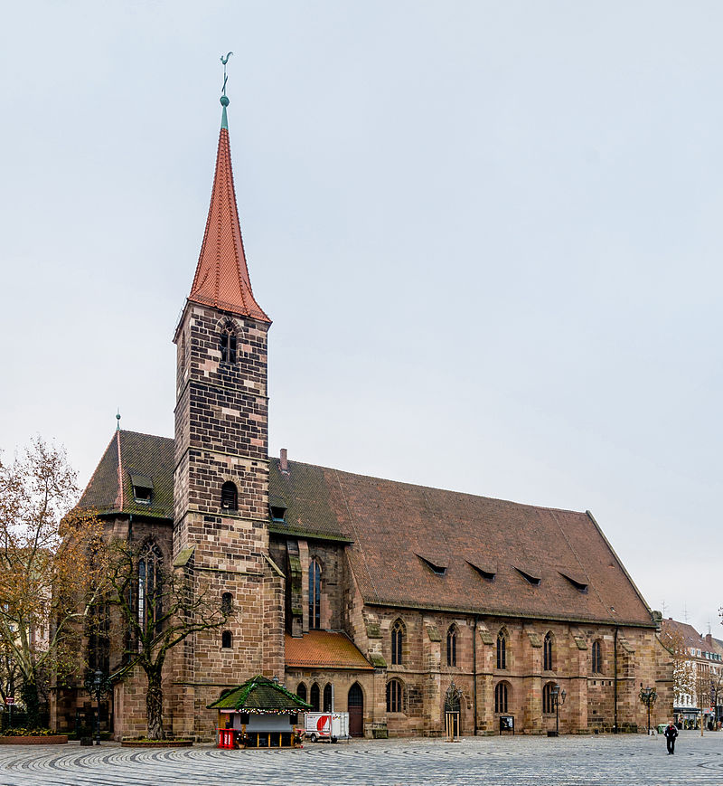 Bild Kirche St. Jakob Nürnberg