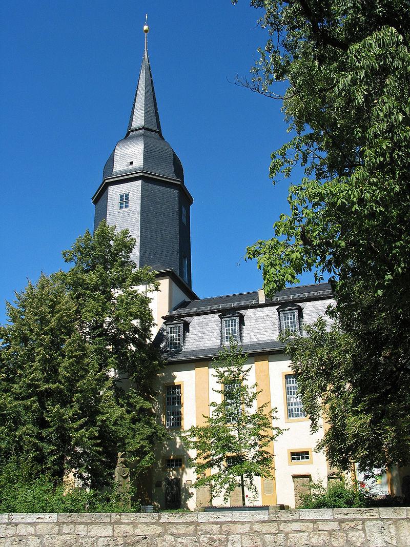 Bild Jakobskirche Weimar