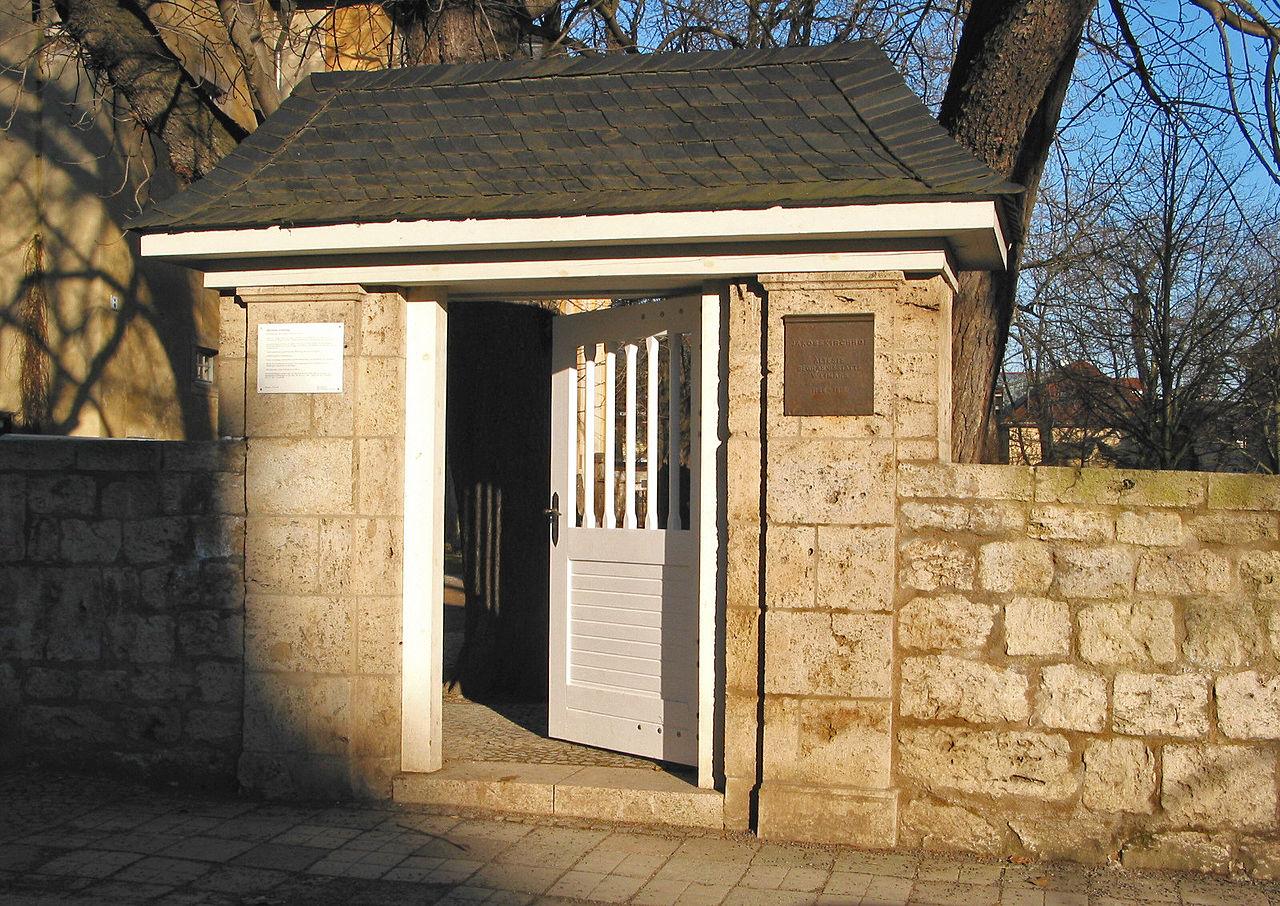 Bild Jacobsfriedhof Weimar