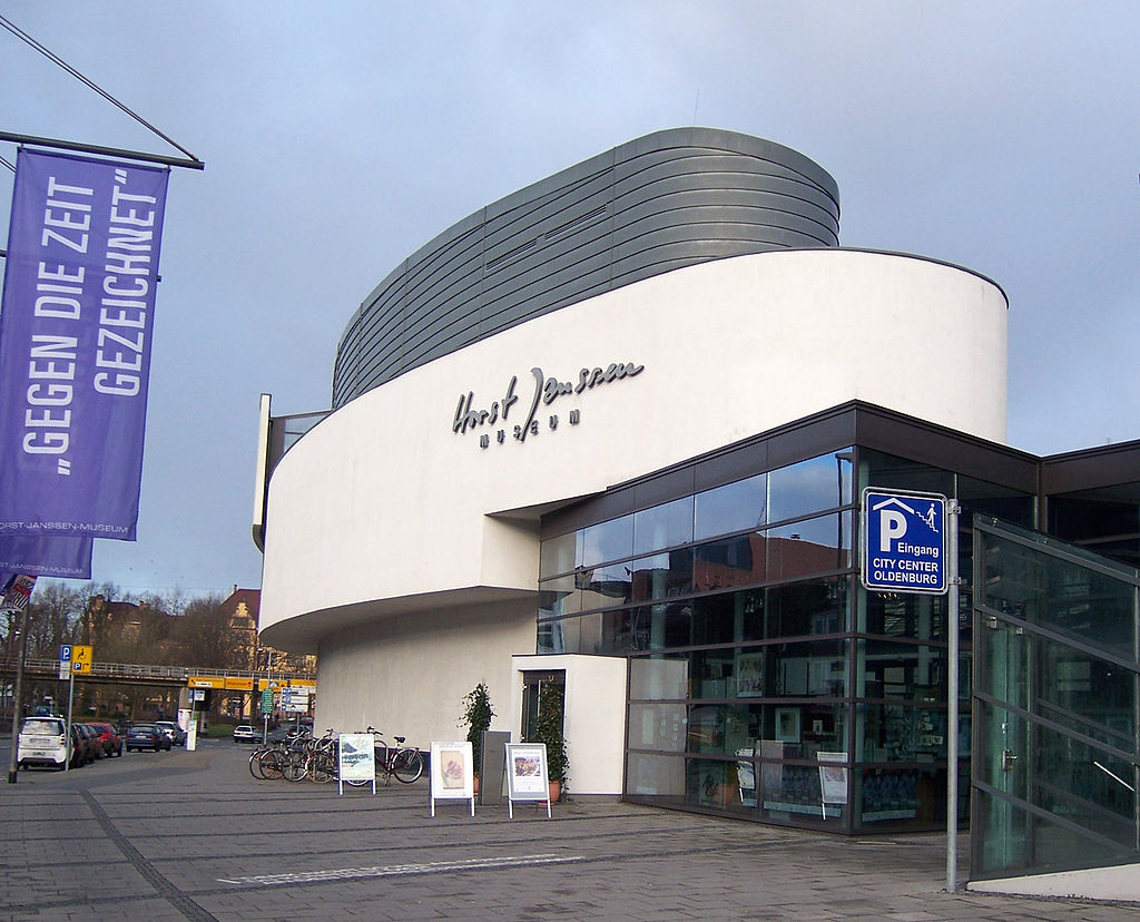 Bild Horst Janssen Museum Oldenburg