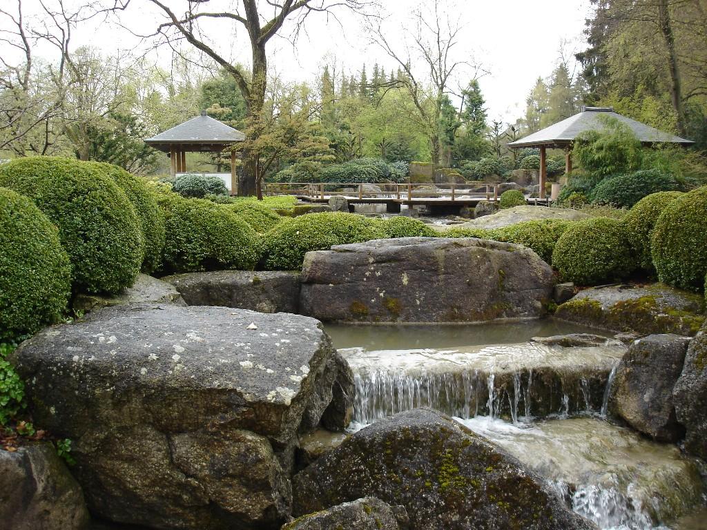 Bild Botanischer Garten Augsburg