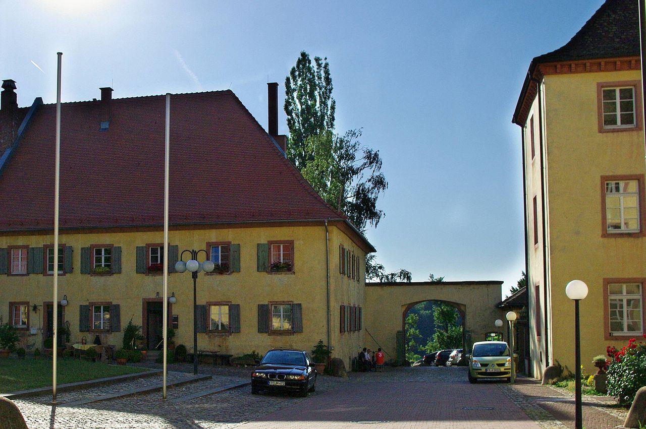 Bild Jesuitenschloss Merzhausen