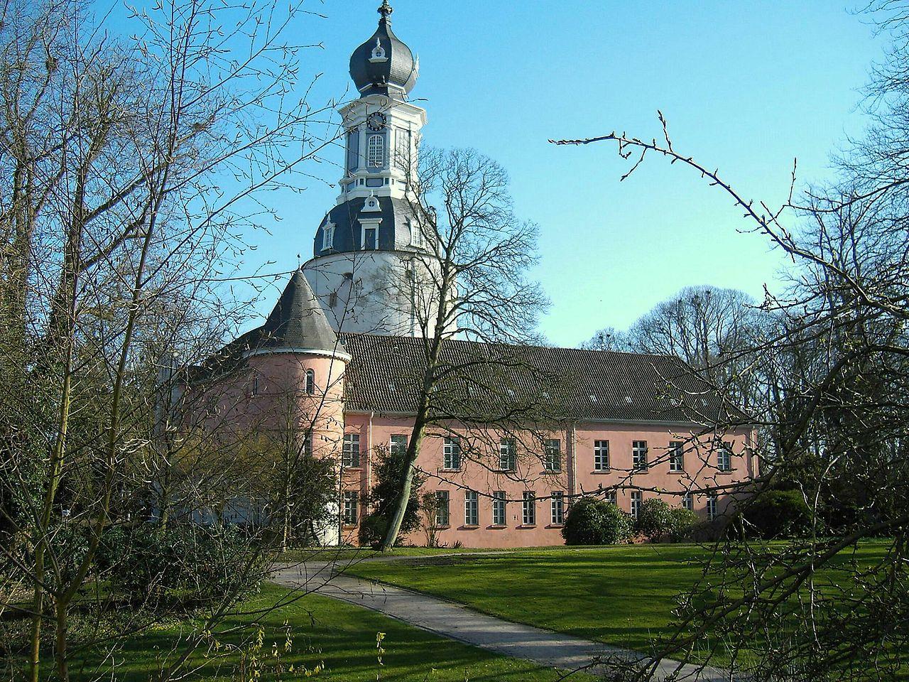 Bild Schloss Jever