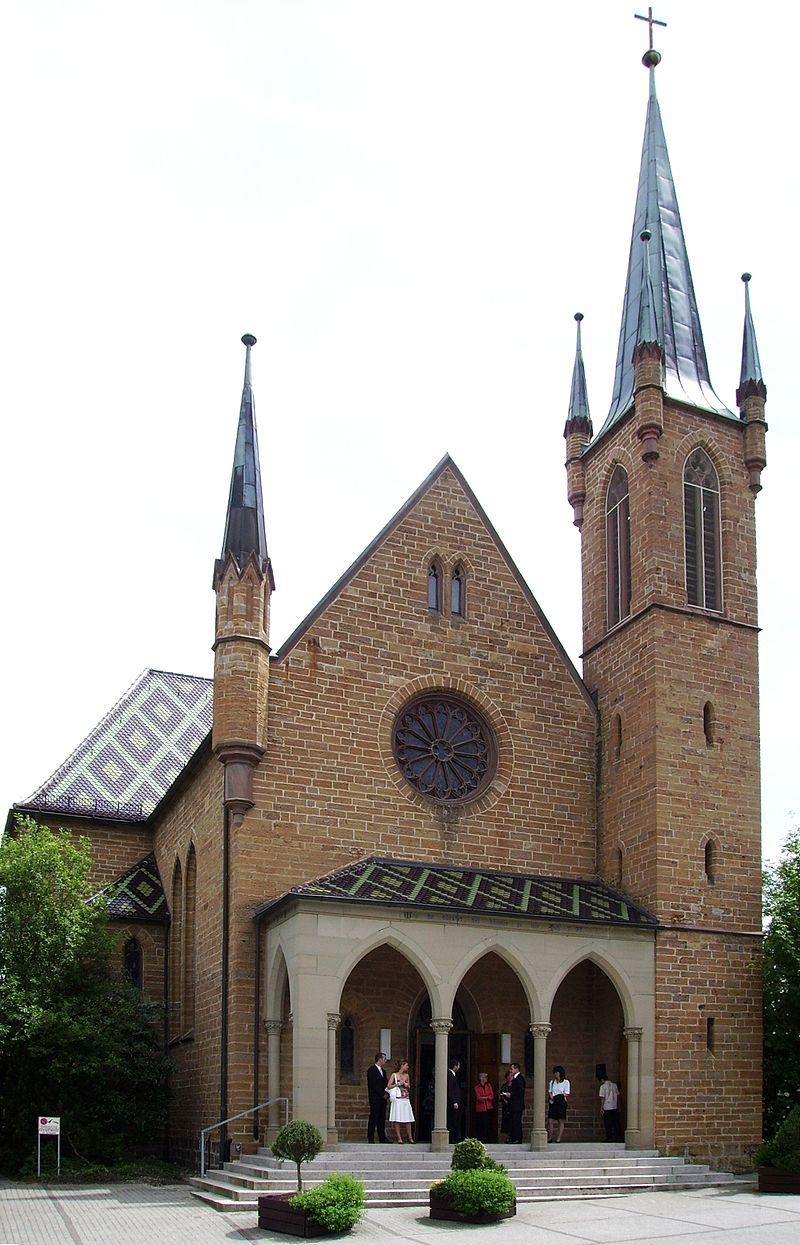 Bild Pfarrkirche St. Johannes Hechingen