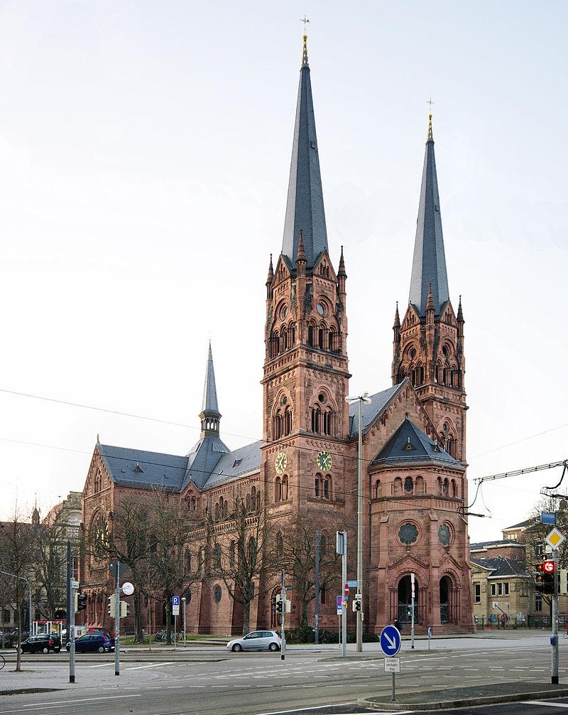 Bild Kirche St. Johannes Freiburg