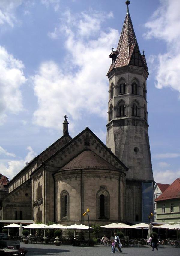 Bild Johanniskirche Schwäbisch Gmünd