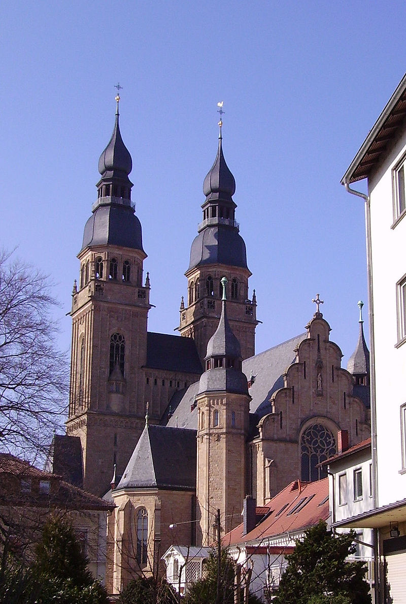 Bild Josephskirche Speyer