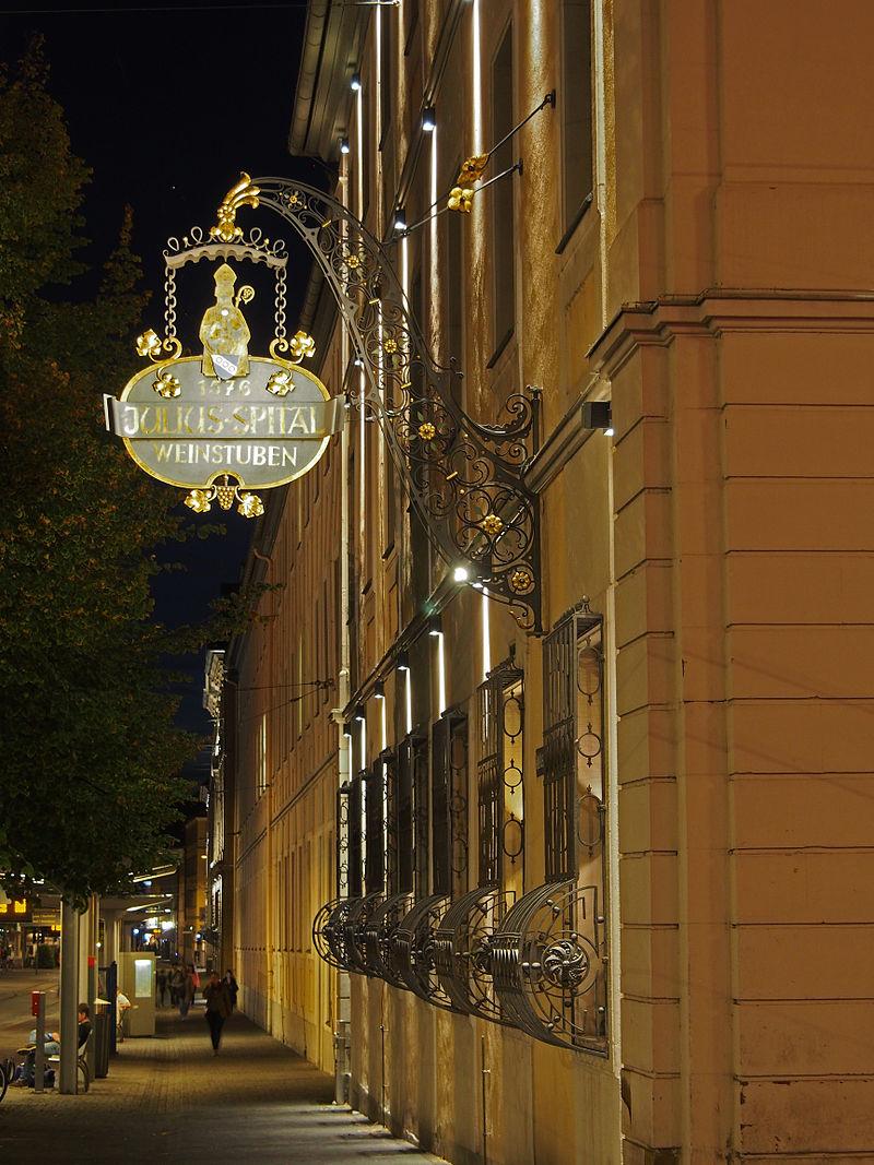 Bild Weingut Juliusspital Würzburg