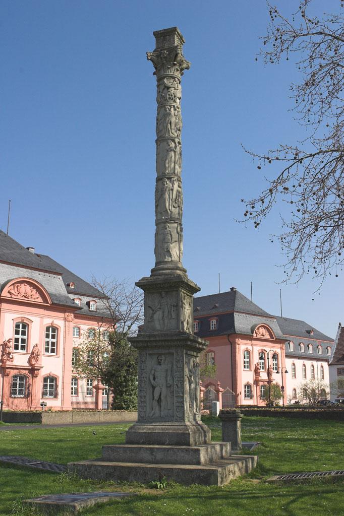 Bild Jupitersäule Mainz