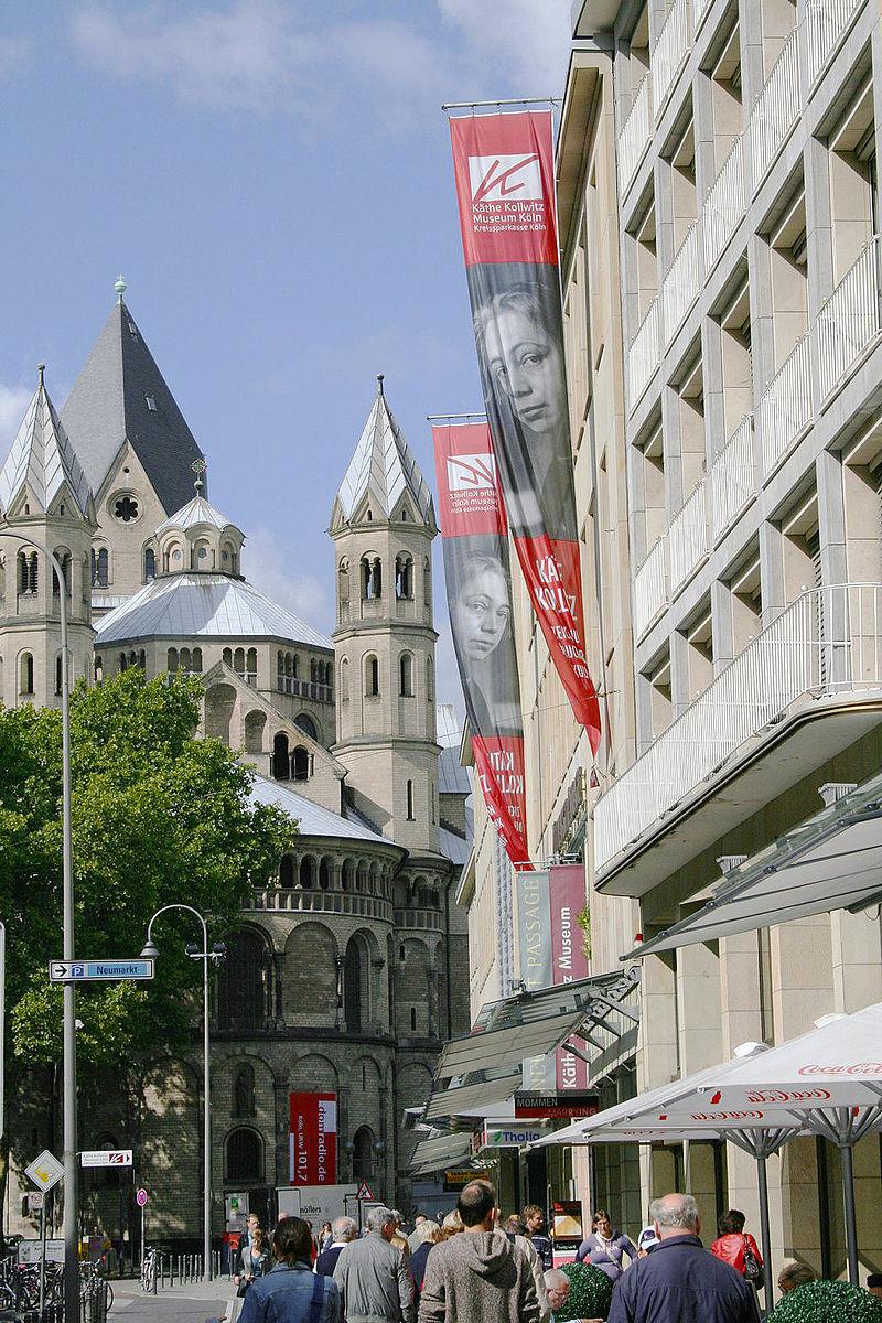 Bild Käthe Kollwitz Museum Köln
