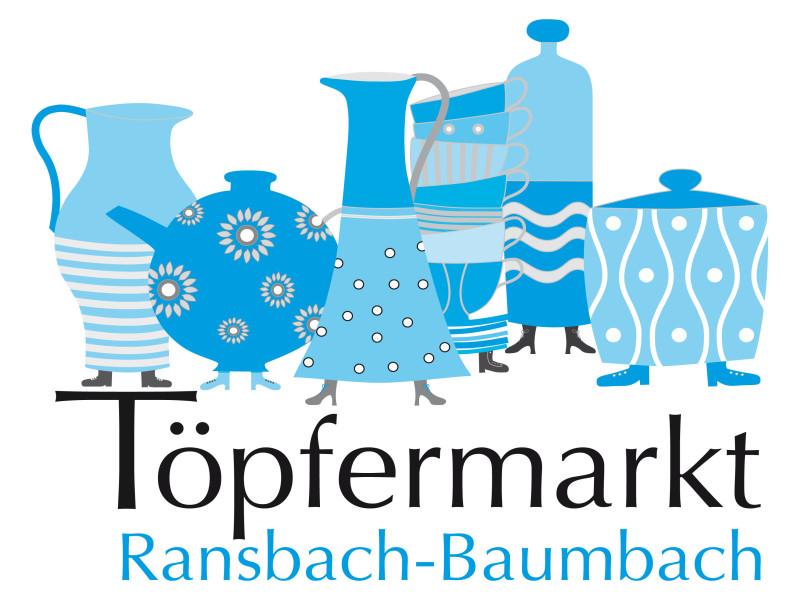 Bild Europäische Töpfermarkt Ransbach Baumbach