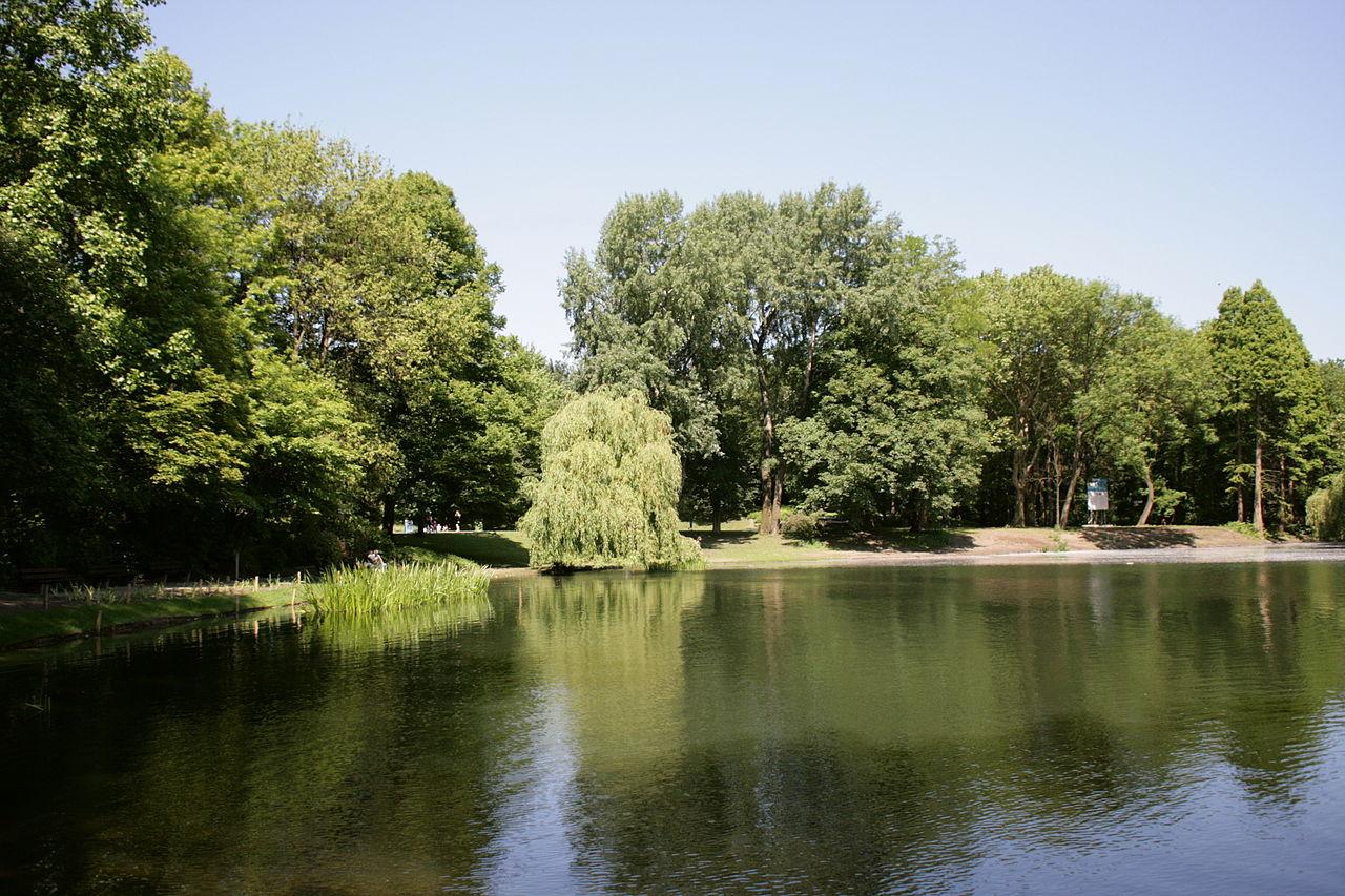 Bild Kaisergarten Oberhausen