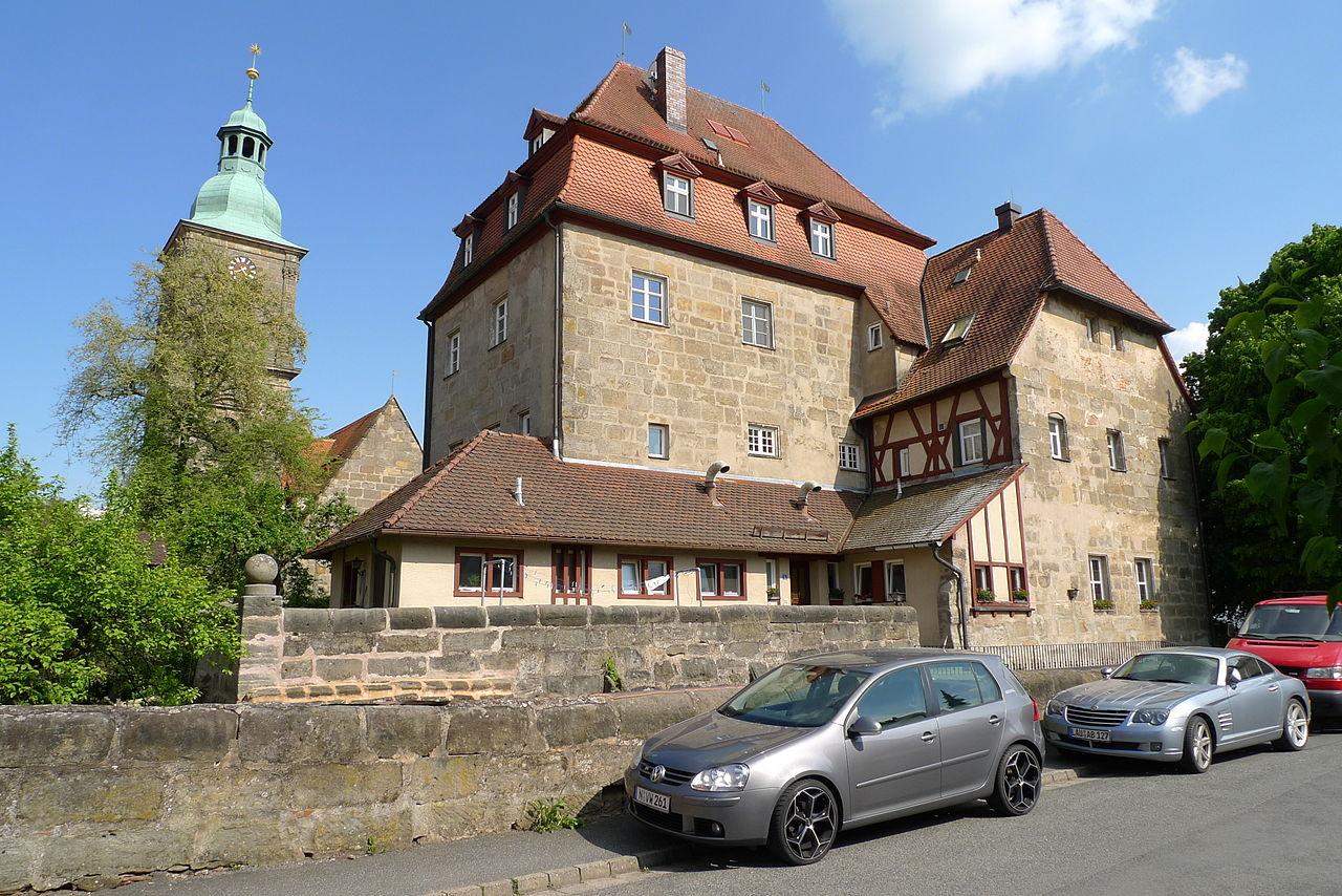 Bild St. Andreas Kirche Kalchreuth