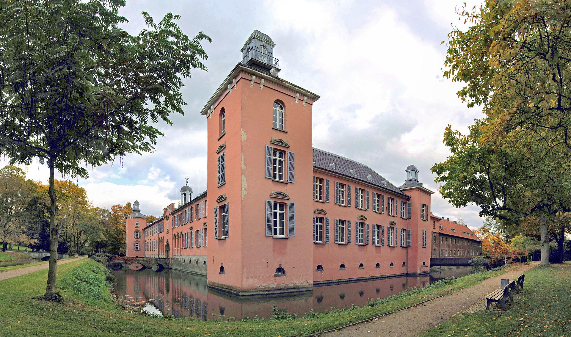 Bild Schloss Kalkum Düsseldorf