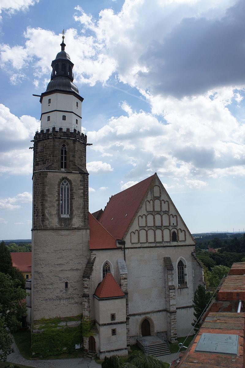 Bild Kirche St. Marien Kamenz