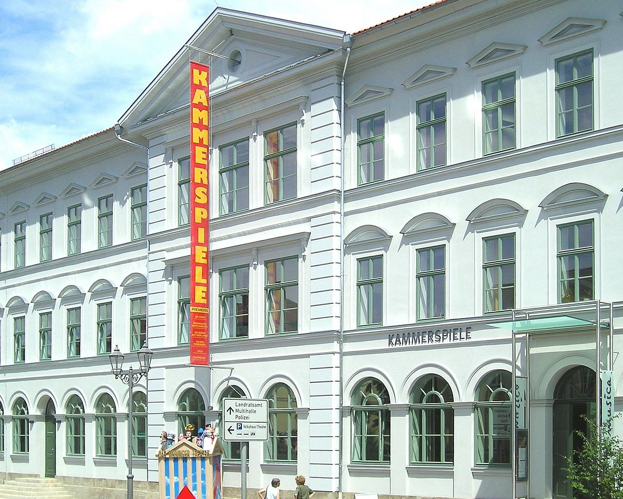 Bild Kammerspiele Meiningen