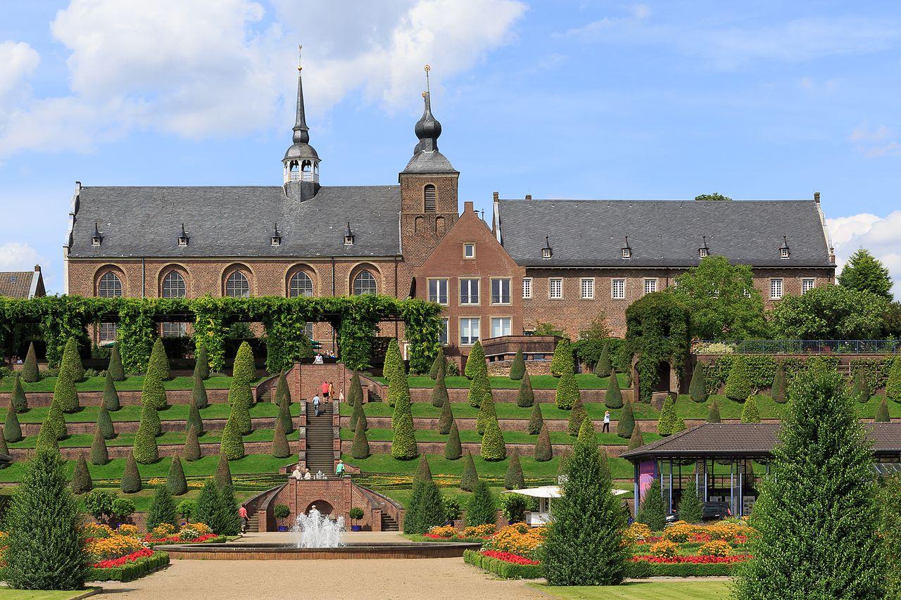 Bild Kloster Kamp Lintfort
