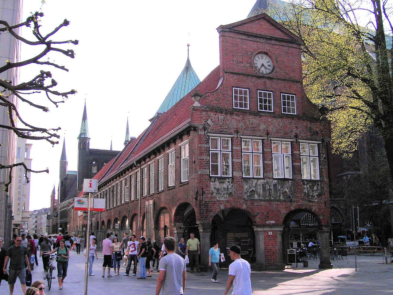 Bild Kanzleigebäude Lübeck