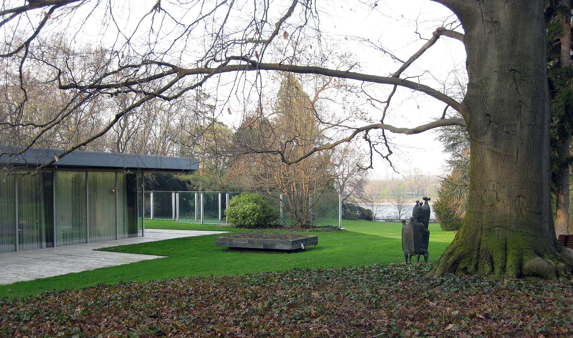 Bild Kanzlerbungalow Bonn