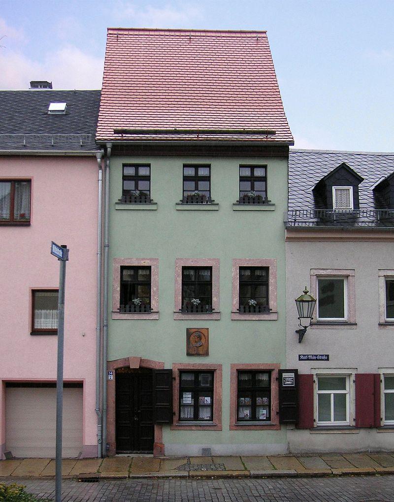 Bild Karl May Haus Hohenstein Ernstthal