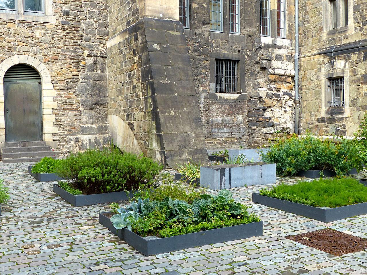 Bild Karlsgarten Aachen