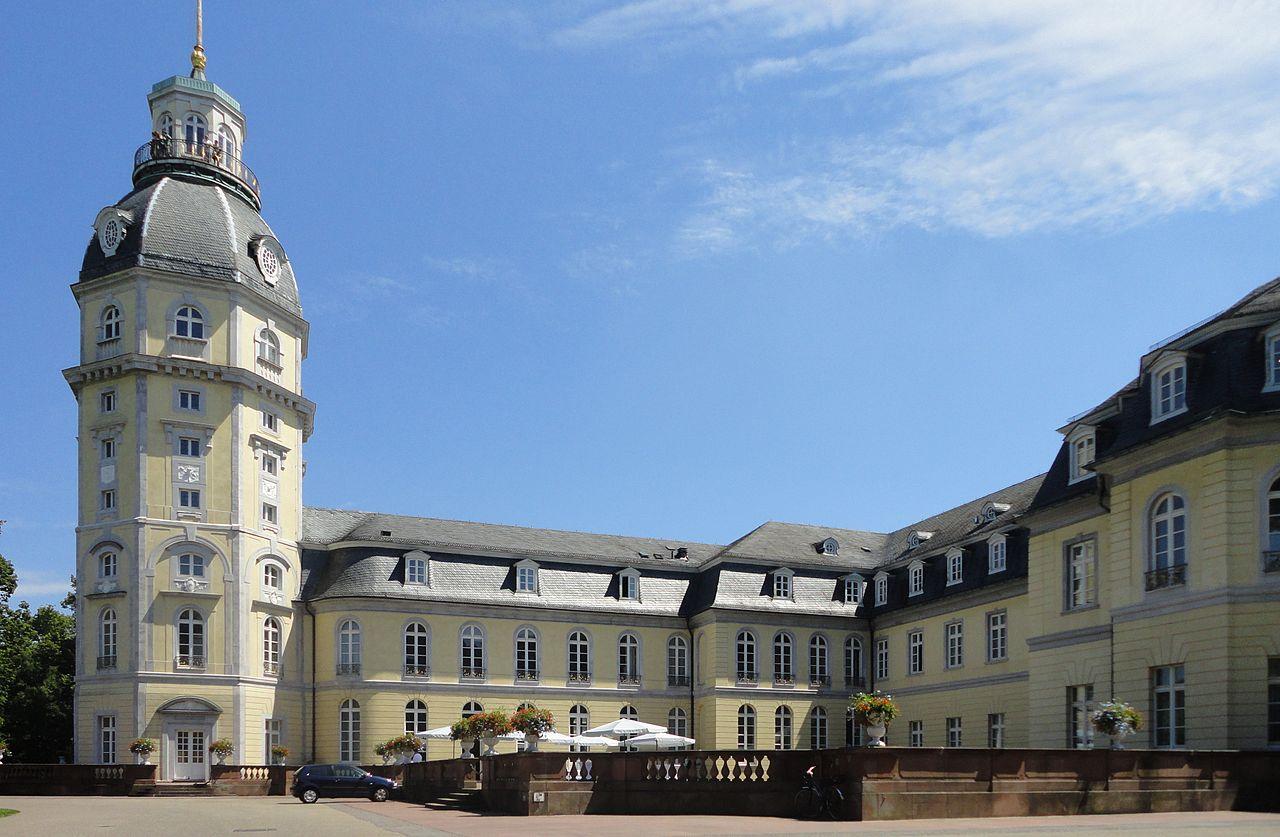 Bild Karlsruher Schloss