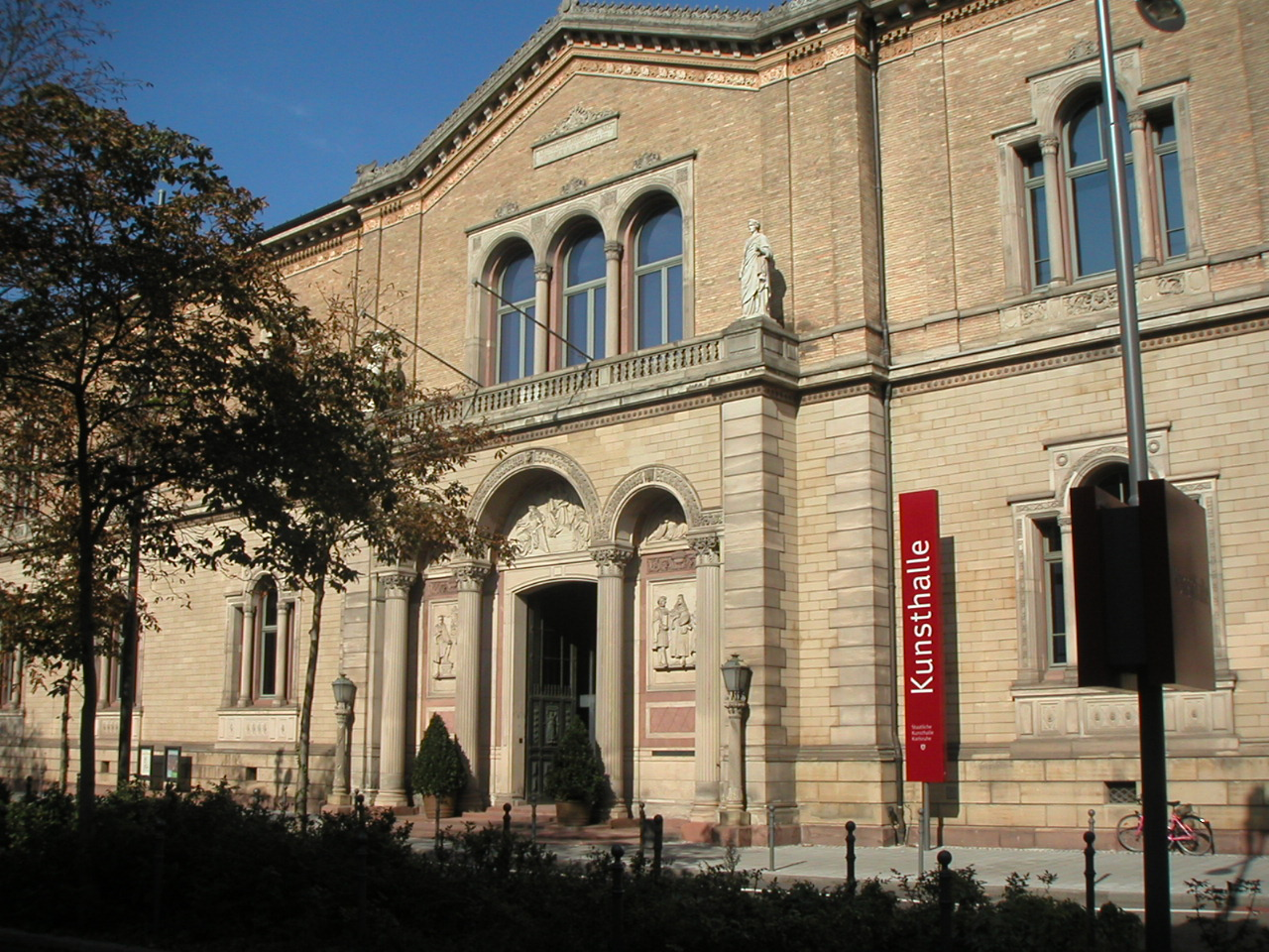 Bild Staatliche Kunsthalle Karlsruhe
