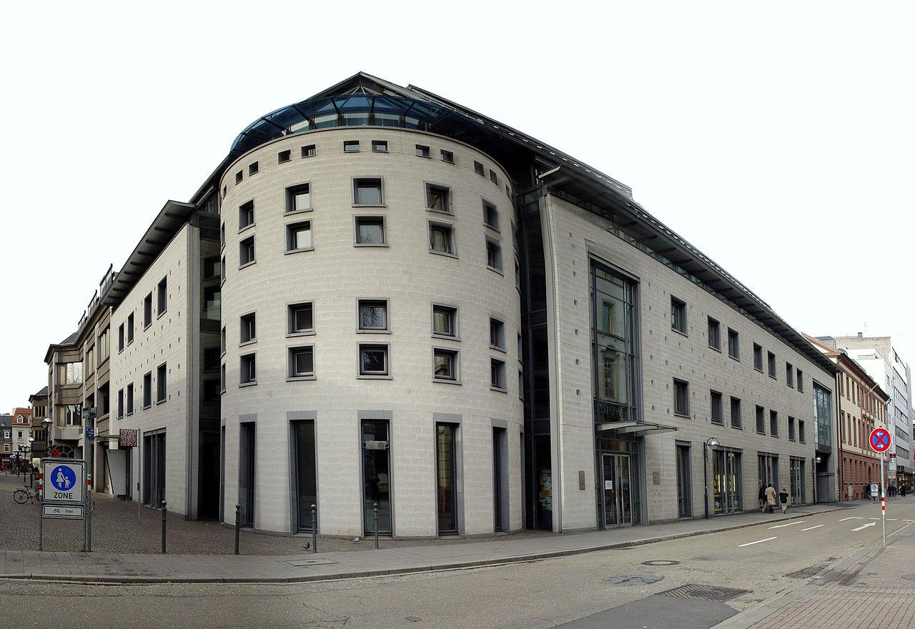 Bild Ständehaus Karlsruhe