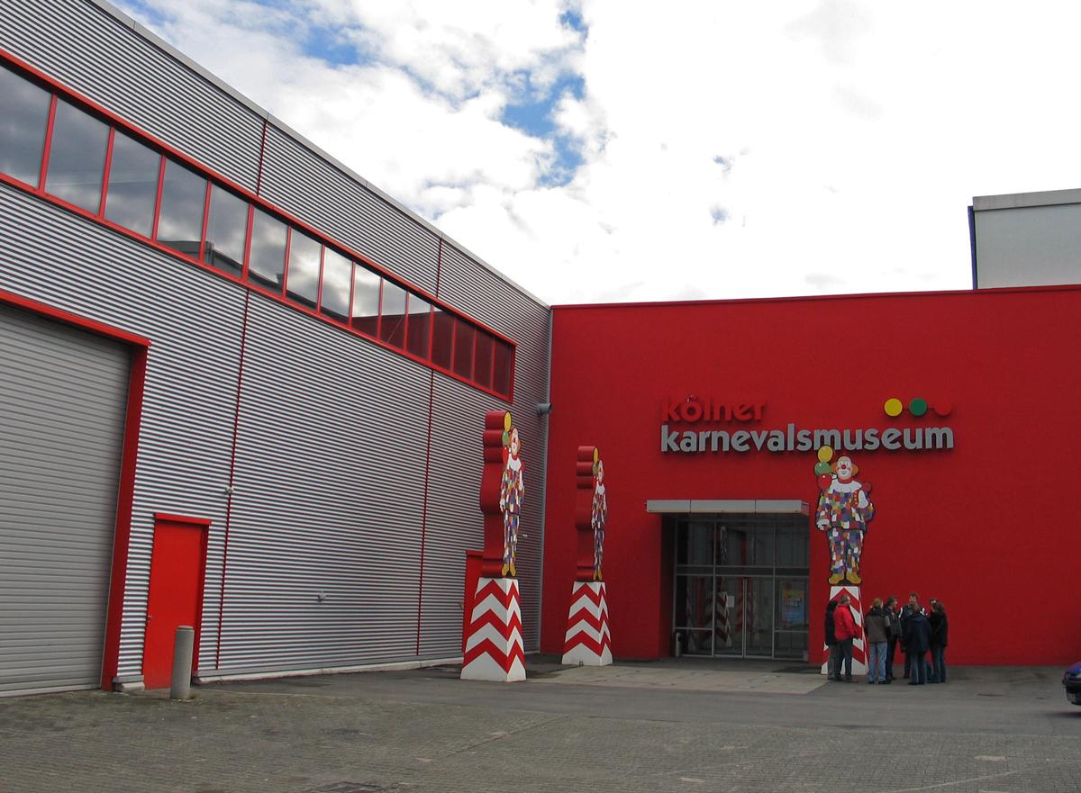 Bild Kölner Karnevalsmuseum