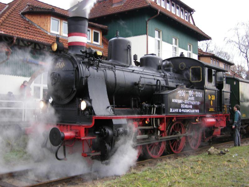 Bild Geesthachter Eisenbahn