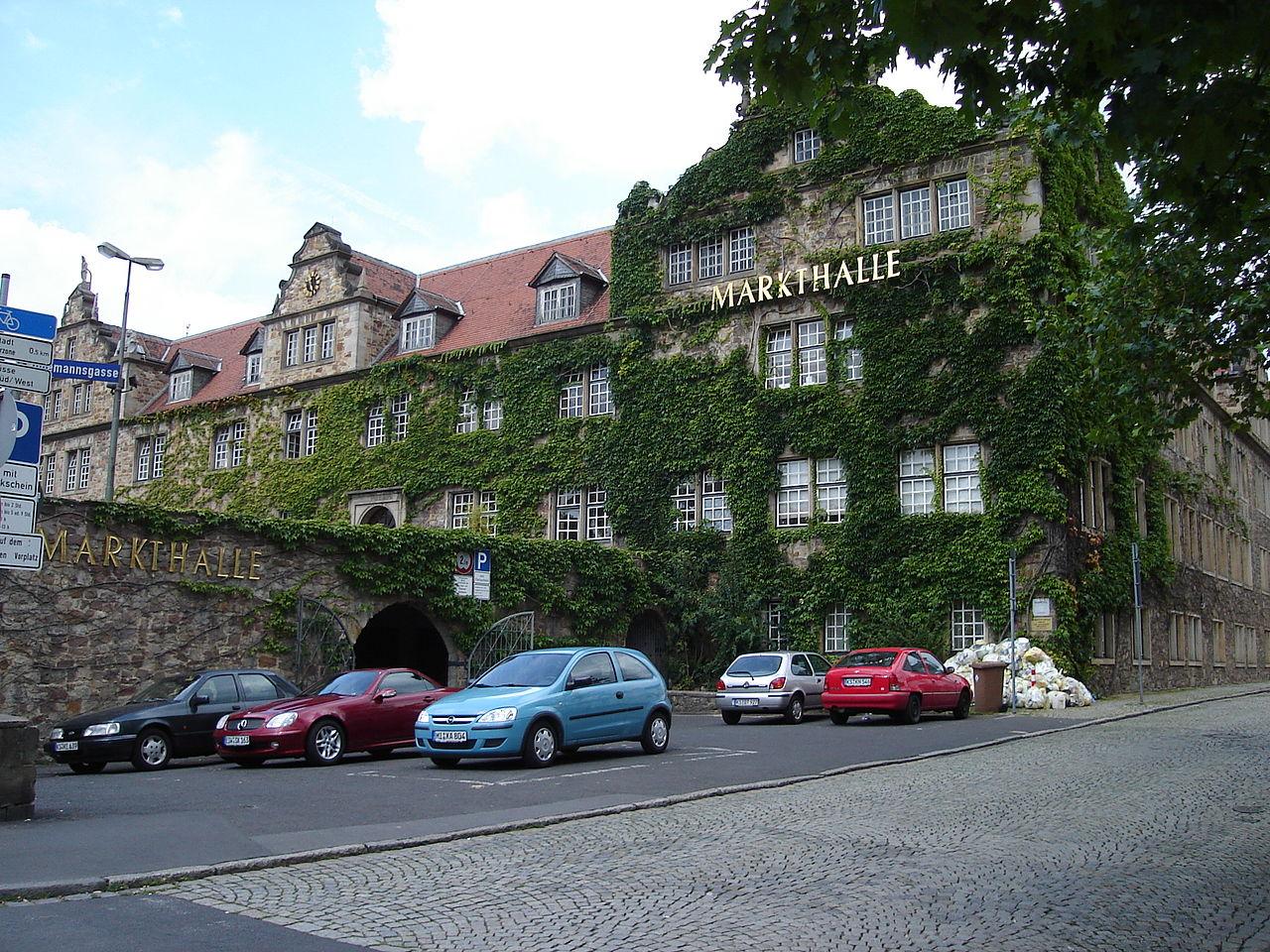 Bild Marstall Kassel