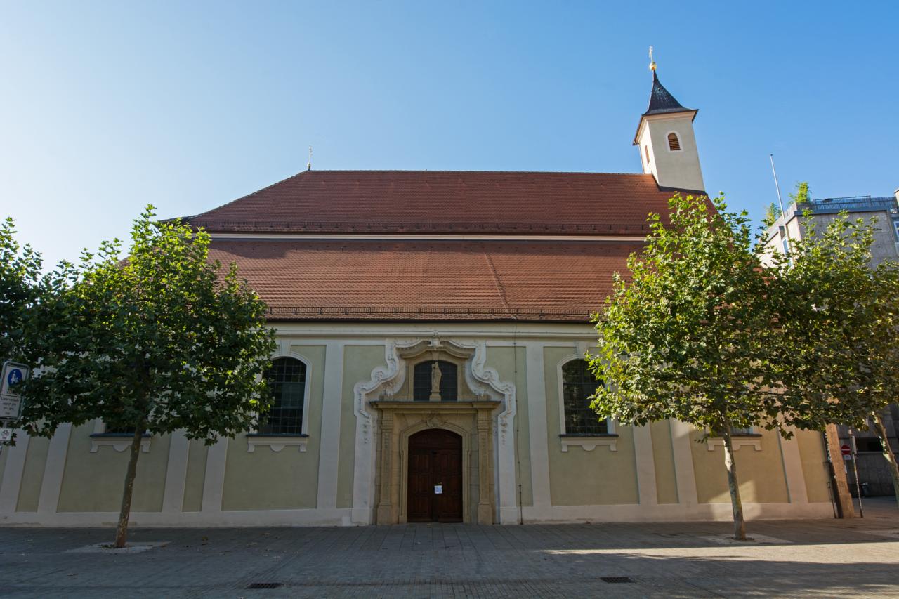 Bild Pfarrkirche St. Kassian Regensburg