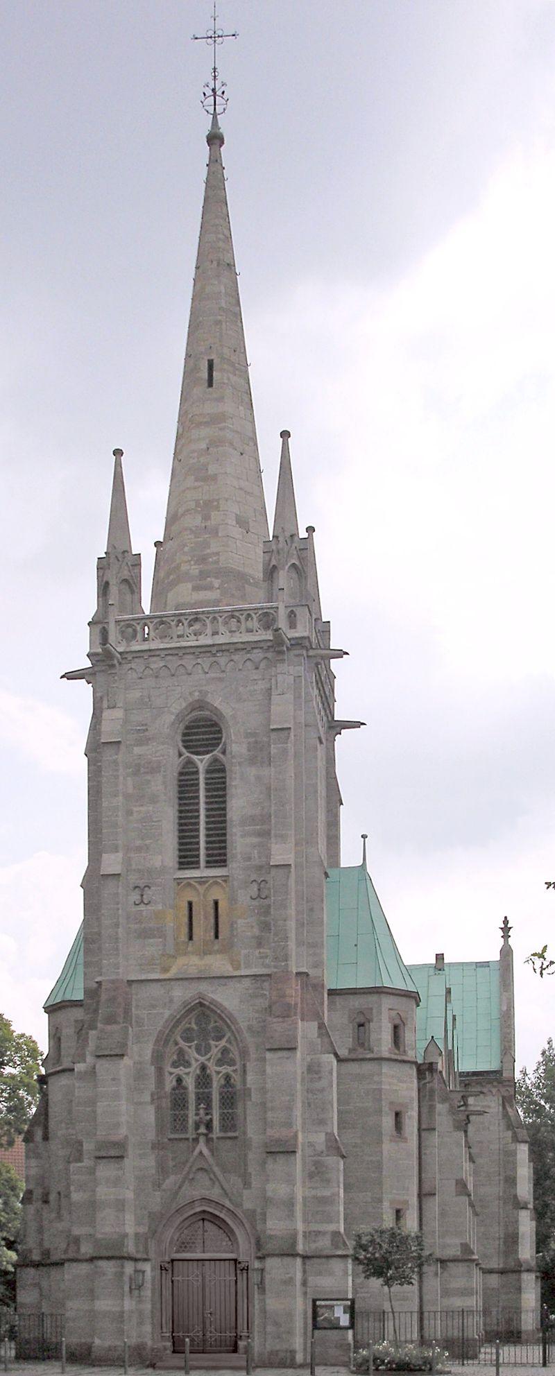Bild Kirche St. Elisabeth Eisenach