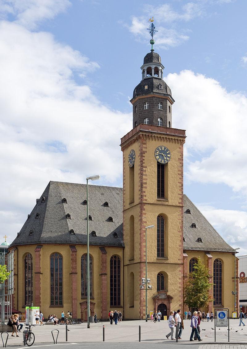 Bild Katharinen Kirche Frankfurt am Main