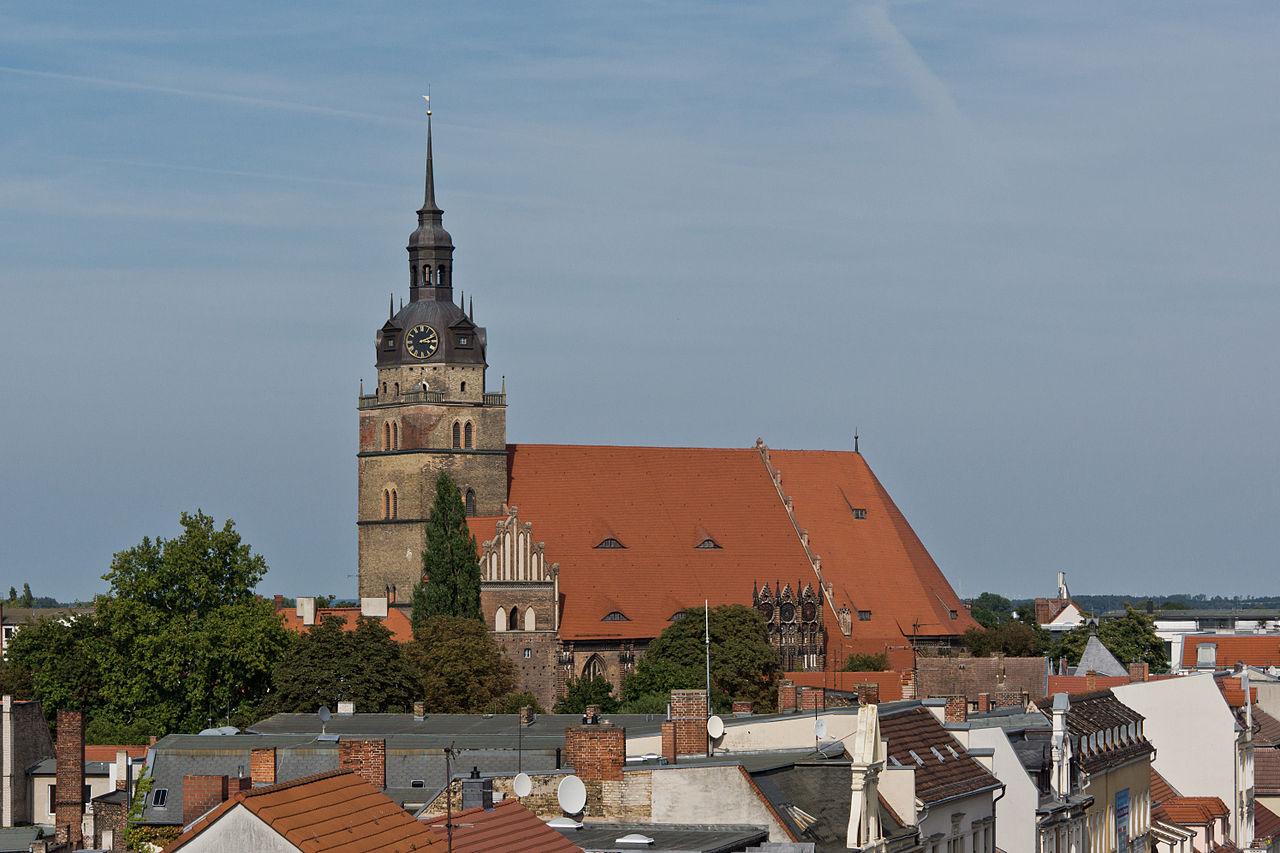Bild Pfarrkirche St. Katharinen Brandenburg