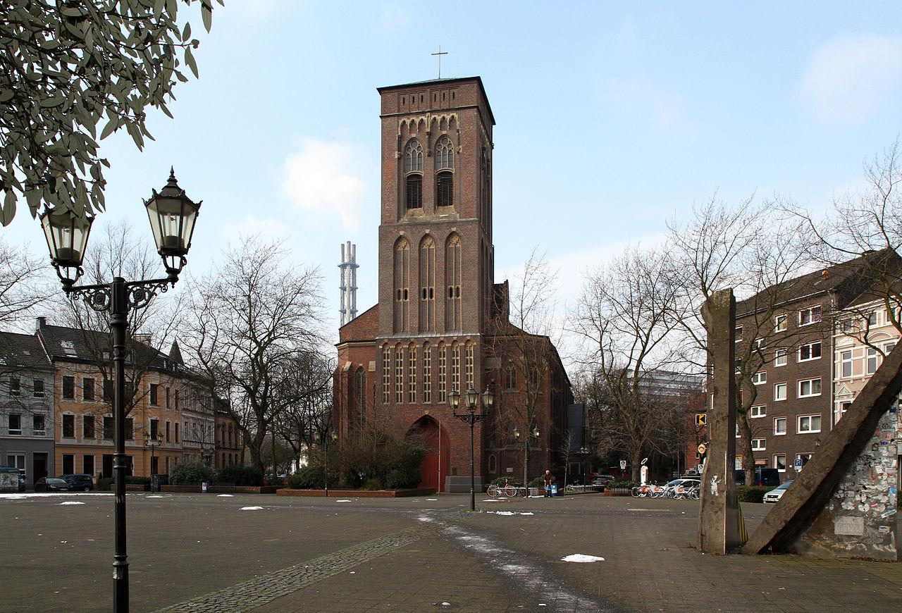 Bild St. Joseph Kirche Duisburg