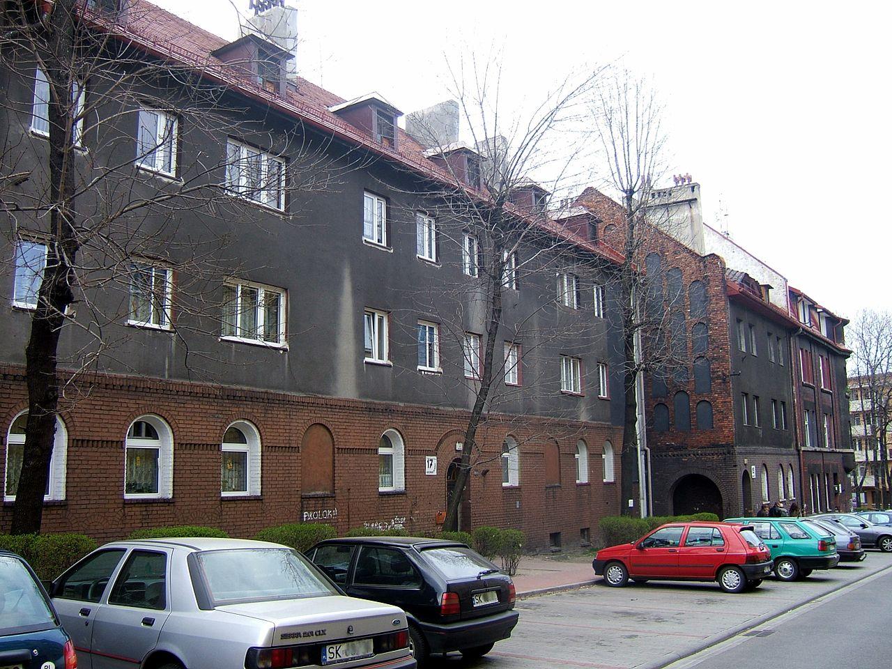 Bild Wohnsiedlung der Hohenlohewerke Kattowitz