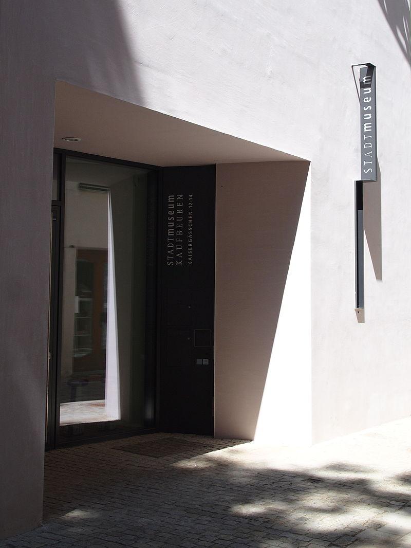 Bild Stadtmuseum Kaufbeuren