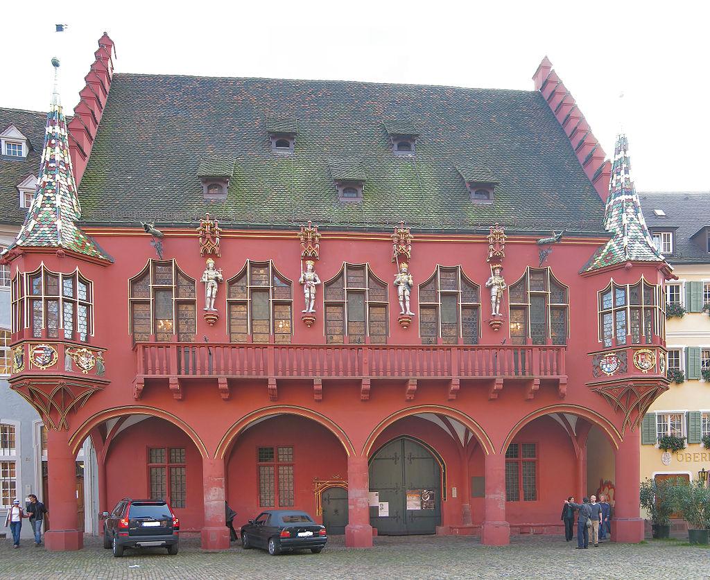 Bild Historisches Kaufhaus Freiburg