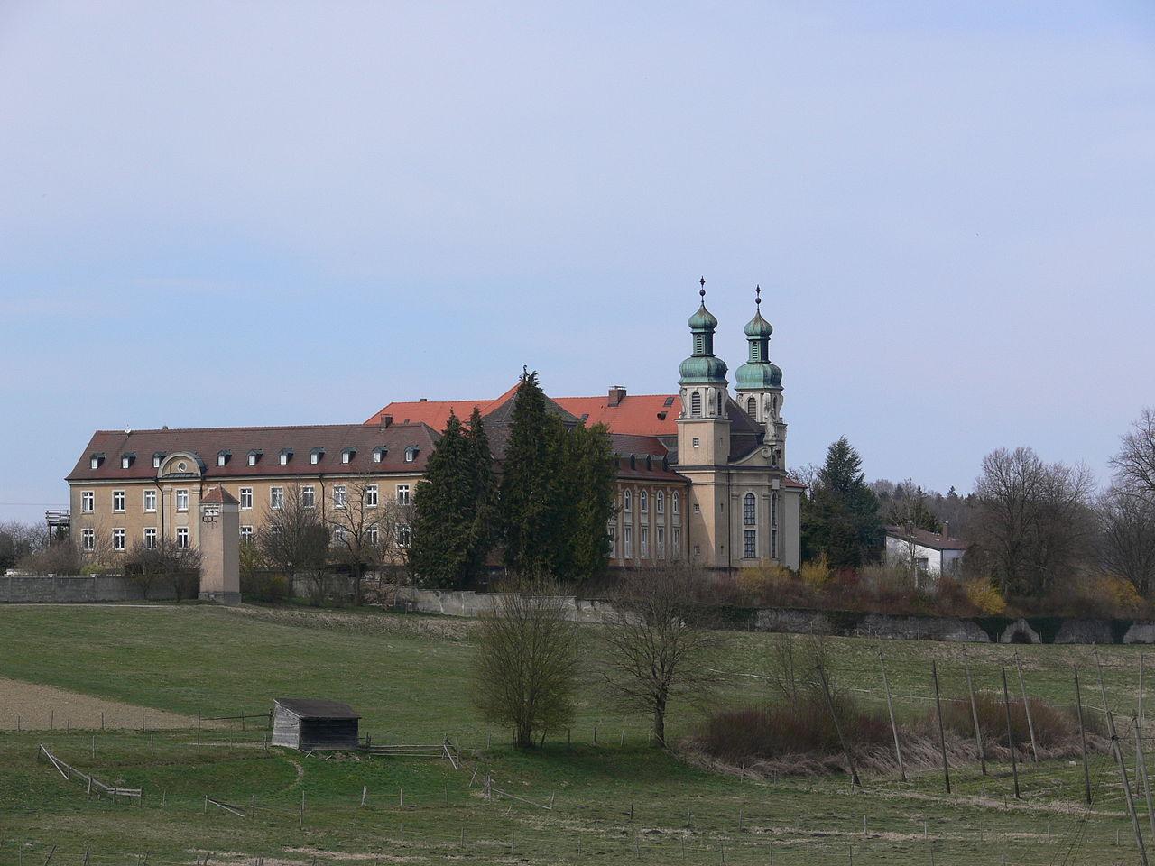 Bild Benediktinerinnenabtei St. Erentraud Kellenried