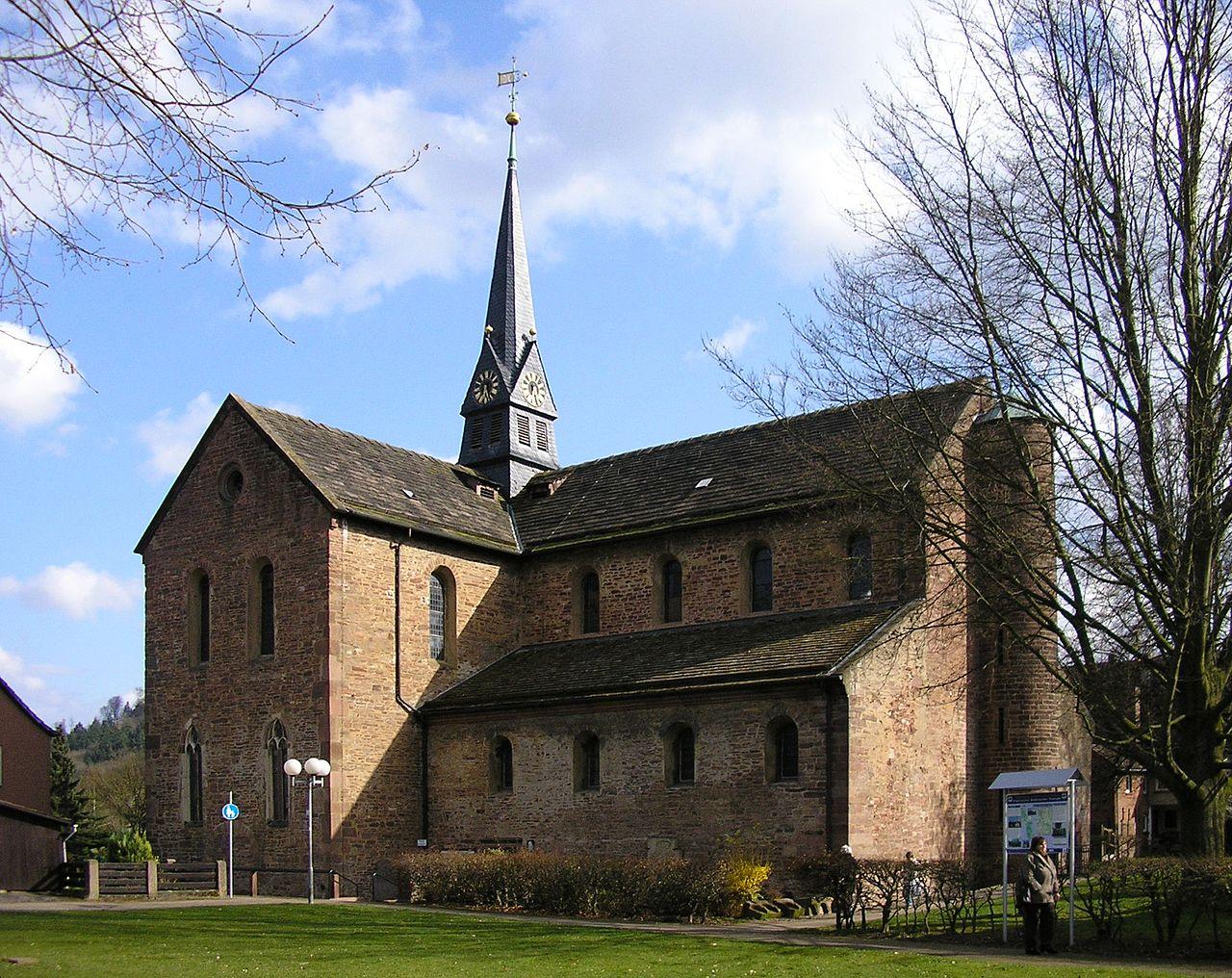 Bild Stiftskirche Kemnade Bodenwerder